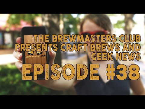 Ep. 0038 - Big Little Brewers, AB is Taking over South Africa, #ItsAMeBario & Video Game News!