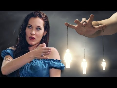 Cut the Invisible Strings (How to De-Attach From Manipulation in Relationships) - Teal Swan