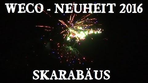 Weco Skarabäus / Lidl Painted Sky [TOP-NEUHEIT 2016]