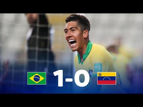 Eliminatorias | Brasil vs Venezuela | Fecha 3