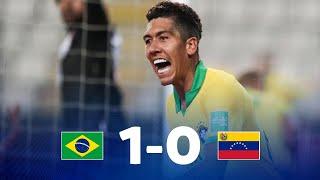Eliminatorias   Brasil vs Venezuela   Fecha 3