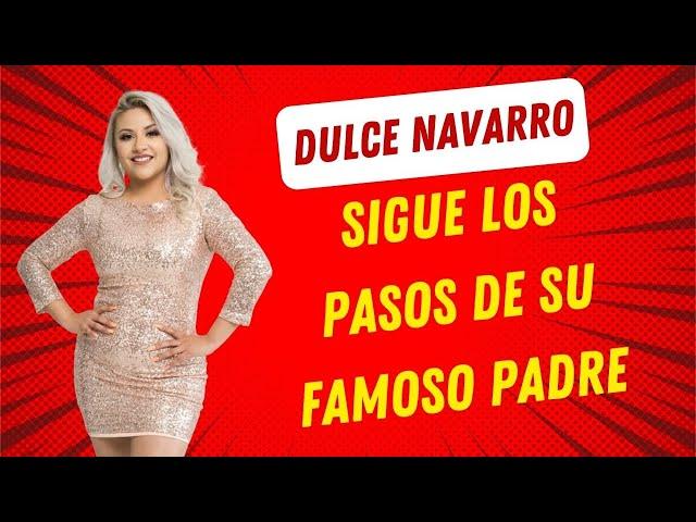 Dulce Navarro, joven promesa de la música en español - El Aviso Magazine 2021