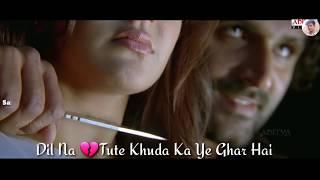Dard Status Dil Na 💔 Tute Khuda Ka Ye Ghar Hai | Allu Arjun | Kajal| Heart Touching whatsapp status