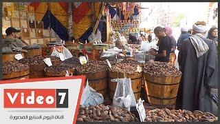 """بالفيديو.. سر وجود """"بوجى وطمطم"""" و""""فطوطة"""" فى أجولة بلح رمضان 2016"""