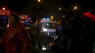 داعش يتبنى تفجير حافلة الأمن الرئاسي في تونس