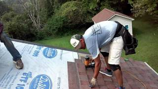 Fastest roofer in the world