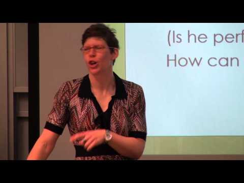 """Politics and the Act of Public Performance"" Kim Solga (English & Writing Studies)"