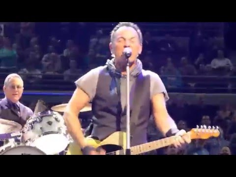 Bruce Springsteen - Meet Me In The City - The Palace of Auburn Hills - Detroit 4/14/2016