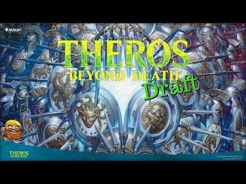 Draft #1 - Theros Beyond Death | Live!