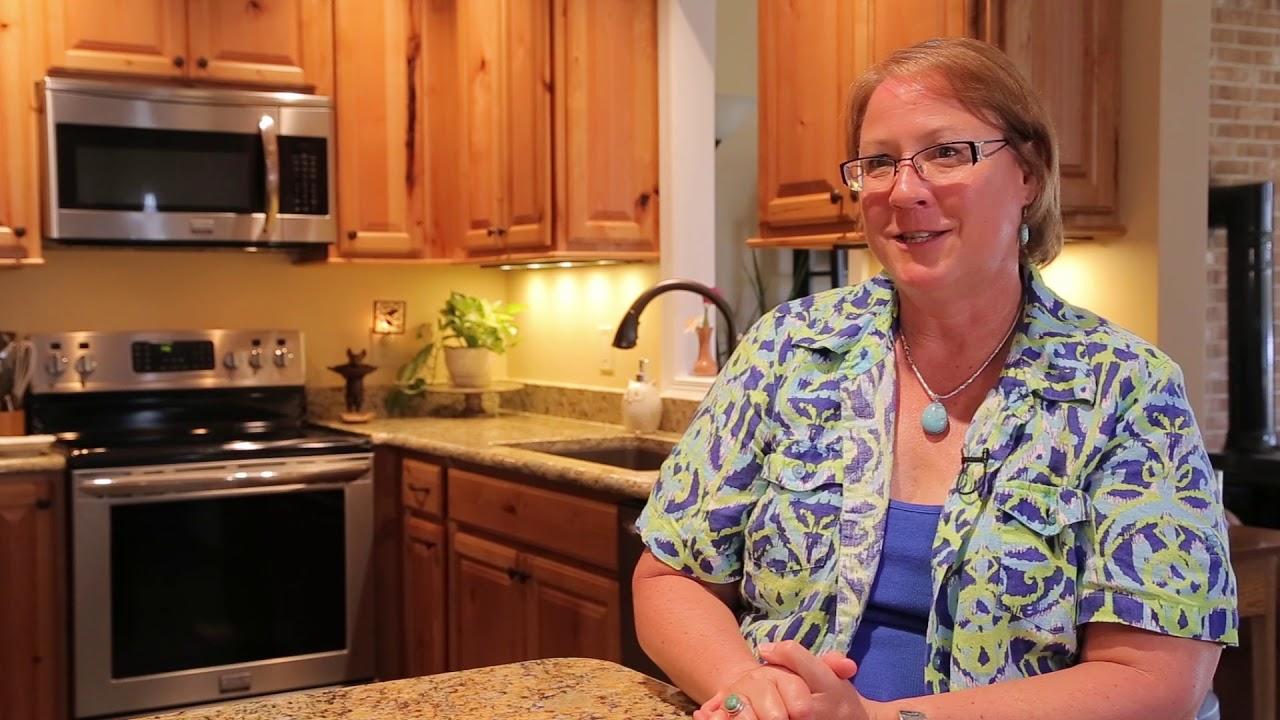 Bridgewater Kitchen Remodel Customer Testimonial #1