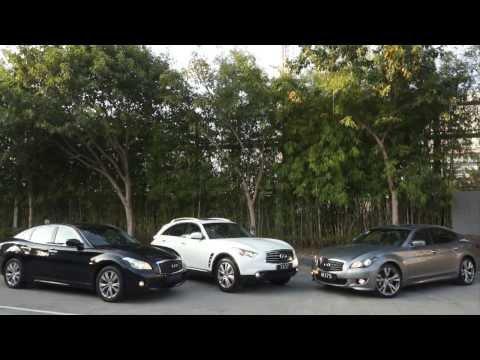 Top Gear 極速誌:TopGear X Infiniti 智˙型試車會