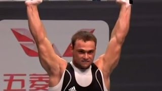 2011 World Weightlifting Championships, 94 kg class.