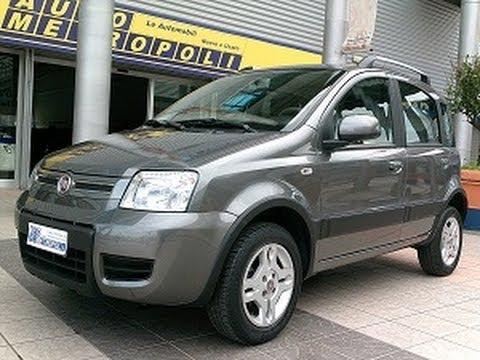 Fiat Panda Natural Power 1.4 Usata - Auto - Wickedin