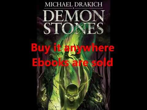 Demon Stones - An Epic Fantasy Adventure Novel - Book Trailer