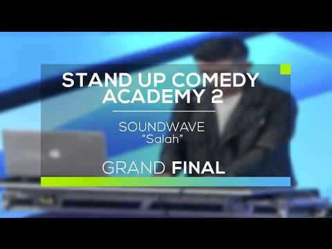Soundwave - Salah (SUCA 2 - Guest Star)