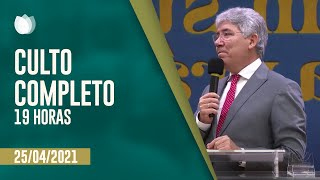 CULTO NOTURNO 19H   Rev. Hernandes Dias Lopes   Igreja Presbiteriana de Pinheiros   IPP TV