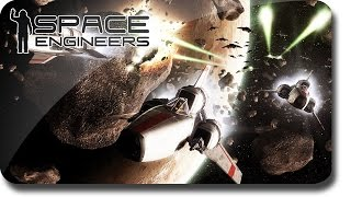 Space Engineers ► Assault On Battlestar