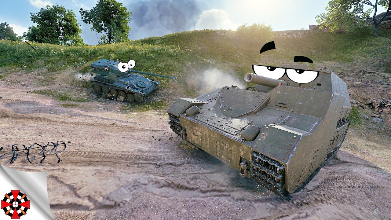 World of Tanks - Funny Moments | ARTY PARTY! (WoT Artillery Epic Wins and  Fails, June 2019)