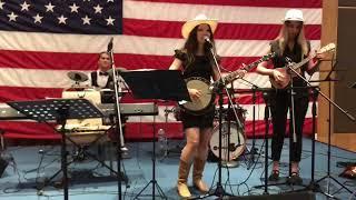 Janna Banjo Band - Streets Of Laredo (Independence Day 2019)