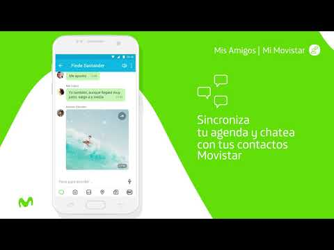 Chat Gratis Desde La APP Mi Movistar