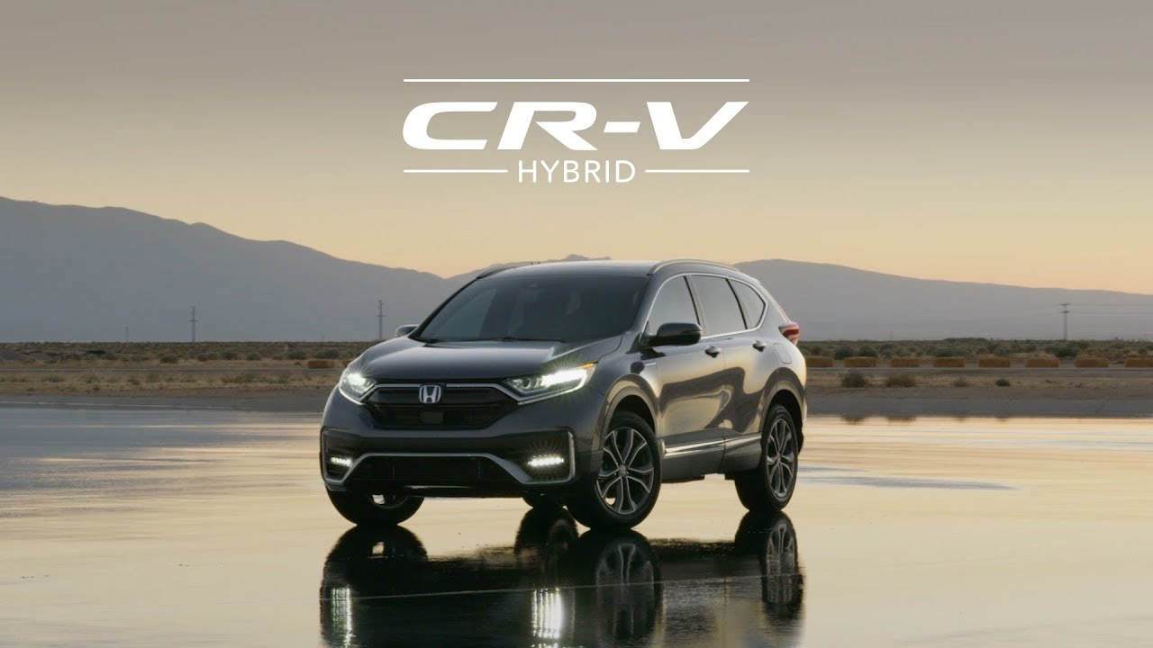 2020 Honda CR-V Hybrid Touring: Overview