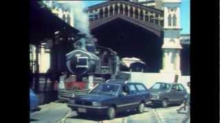 """Wood-burners in Paraguay 1987 - music:harpa paraguaia """"tren lechero"""""""