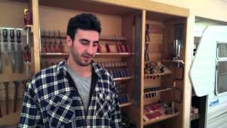 Michael - Apprentice Cabinetmaker
