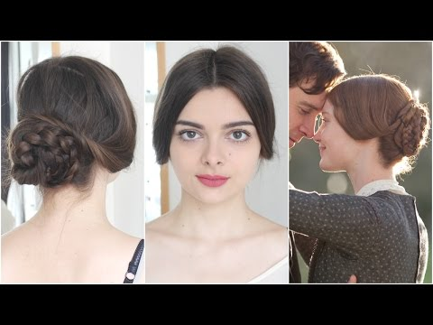 Jane Eyre | Hair Tutorial | Quick & Simple