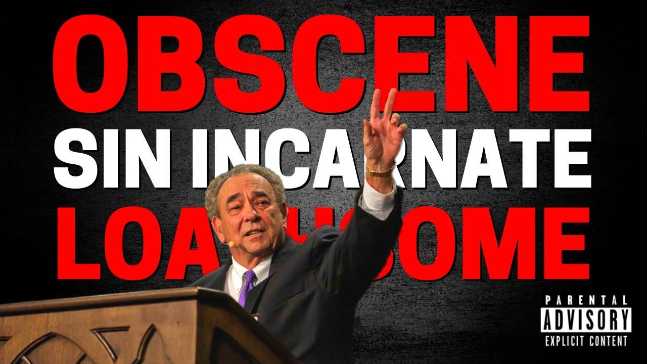 Jesus Was Obscene, Loathsome & Sin Incarnate - RC Sproul