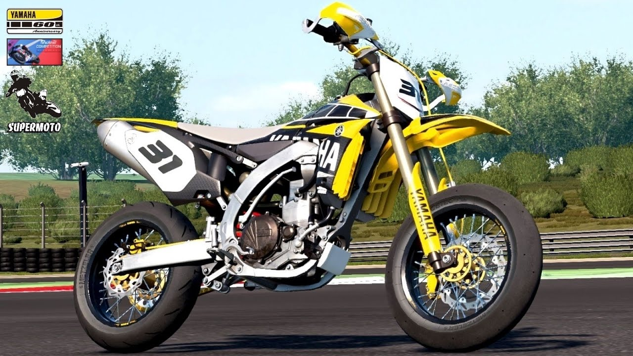 ride 2 yamaha yzf 450 supermoto 2015 competition bikes pack youtube. Black Bedroom Furniture Sets. Home Design Ideas