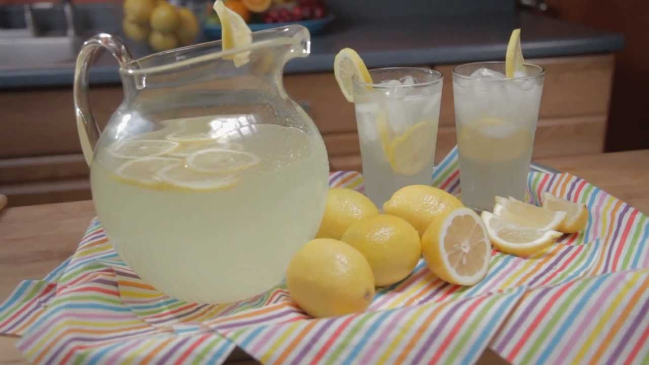 How To Make Lemonade Youtube