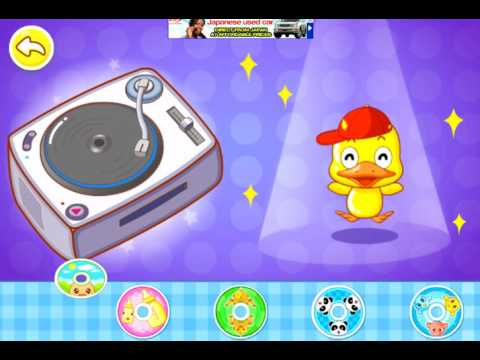 Little Funny DJ Music Player + My Gameplay for Channel GirlsGoGames