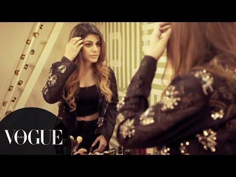 Inside the Glam Room of Aalia Eff : Wardrobe & Makeup | Vogue All Access Series | VOGUE India