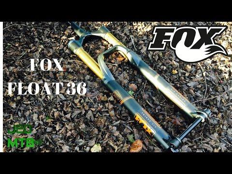 2017 Fox Float 36 Forks