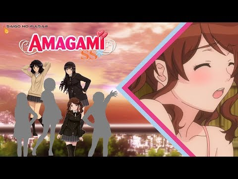 Sae La Procace Gothic Nakata, [3 Di 6] - AMAGAMI SS (Reazione)