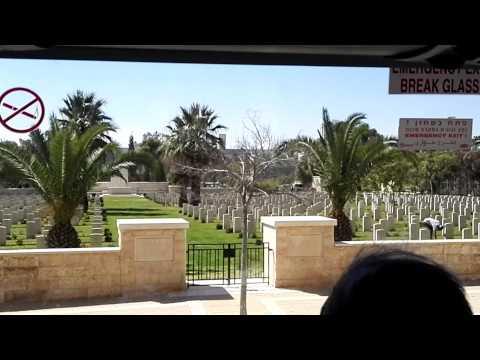 Beersheba British War Cemetery Israel