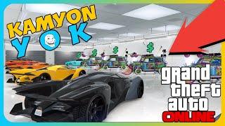 GTA Online - 10 Dakikada 5.000.000$ Araba Kopyalama (PS4/XB1)