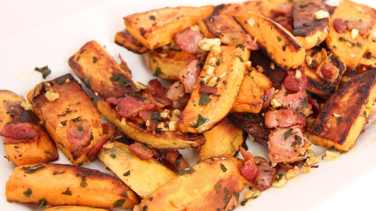 Sweet potato chips recipe pan fried