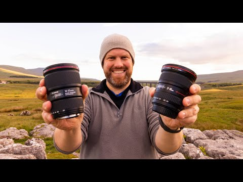 New Lens Vs Old Lens
