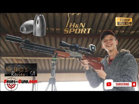 SUMATRA Carbine Vs H&N Slugs