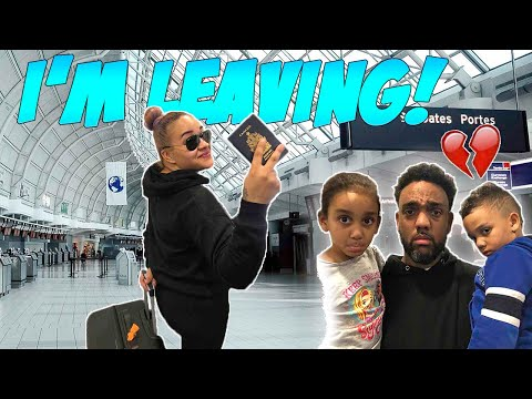 Telling My Boyfriend I'm Leaving Him And Our Baby Gone Wrong