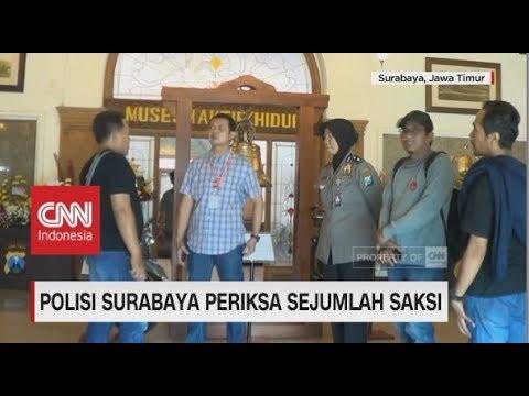 Polisi Surabaya Periksa Sejumlah Saksi terkait Tragedi Pagelaran 'Surabaya Membara' Mp3