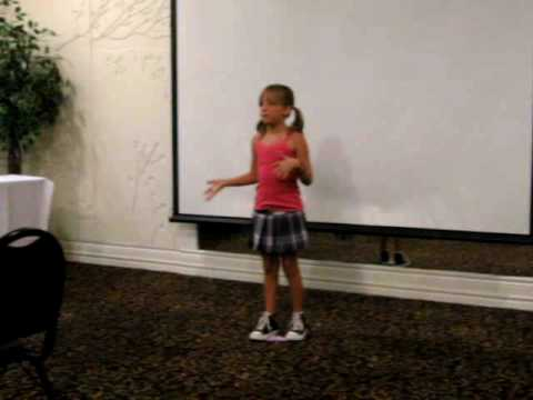 Ashley Hannah39s Disney Channel Audition YouTube