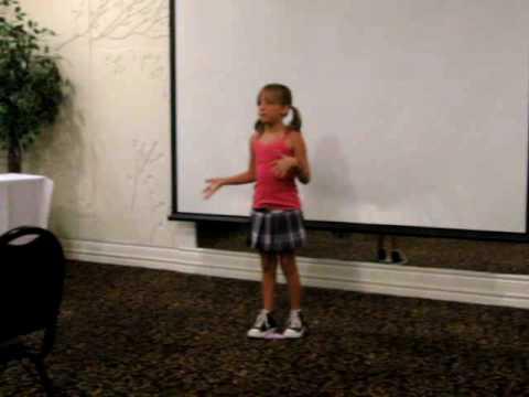 Ashley Hannah39s Disney Channel Audition YouTube