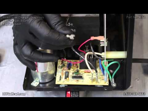 powerwise charger board and diagnostic how to repair or replace 18 Volt Battery Wiring Diagram