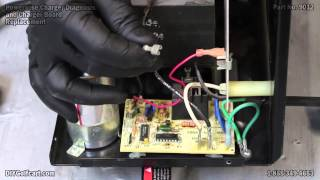 powerwise charger board and diagnostic   how to repair or replace golf cart charger