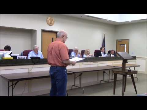June 13 2017 Moreau Town Board Meeting