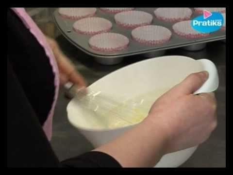comment-faire-la-pâte-de-base-d'un-cupcake-?