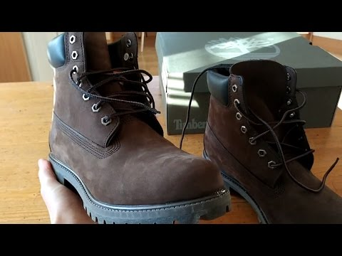 f0a790f12 Timberland 6 Inch Premium Waterproof Boots [UNBOXING] - YouTube