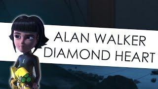 SPECIAL 20K SUBSCRIBERS!!!!! 💞 - Ejen Ali AMV - Alan Walker - Diamond Heart (feat. Sophia Somajo)